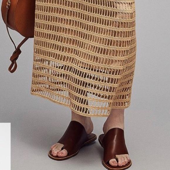Vince Edris Toe Loop Sandal Price Is